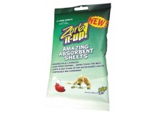 Zorb-It-Up! Liquid to Solid Absorbent Sheets 2pk | Bio Pro Cleaning Products