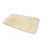 Shear Comfort Sheepskin Bed Overlay