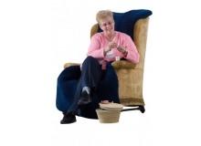 Shear Comfort Sheepskin Day Chair Overlay | NEW PRODUCTS | Shear Comfort (Sheepskin) | Pillows & Mattresses | Pillows & Mattresses | Covers and Sheeting