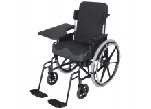 Flip-Up Half Lap Tray - Interlock | Lap Trays | Wheelchair Accessories | Aids for Daily Living