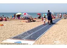 Mobi-Mat Beach Access Matting  | Mobi-Chair/Mobi-Mat