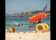 Mobi-Chair Floating Beach Chair | Mobi-Chair/Mobi-Mat