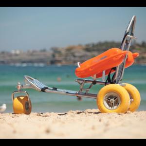 Mobi-Chair Floating Beach Wheelchair | Beach Chairs