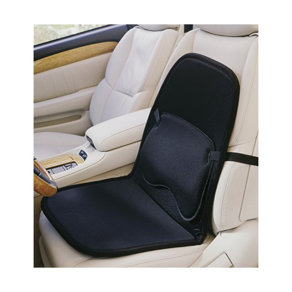 One Piece Lumbar Car Seat With Back